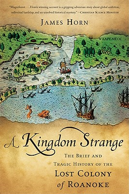 A Kingdom Strange By Horn, James